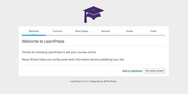learnpress install 1