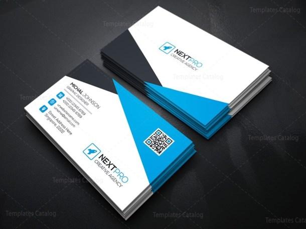 PSD Corporate Business Card Template