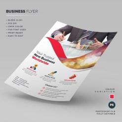 Architecture Corporate Flyer