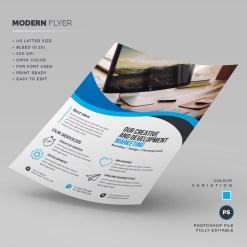 Marketing Corporate Flyer
