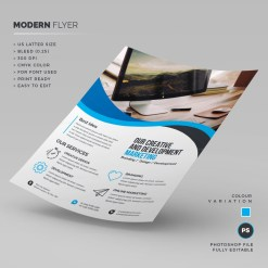 Marketing Corporate Flyer