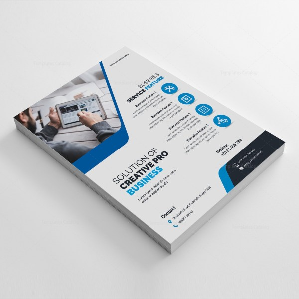 Professional Corporate Flyer