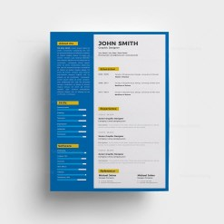 Pro Resume Template