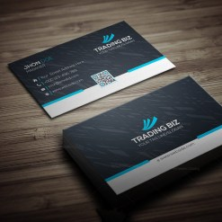 Trading Company Business Card