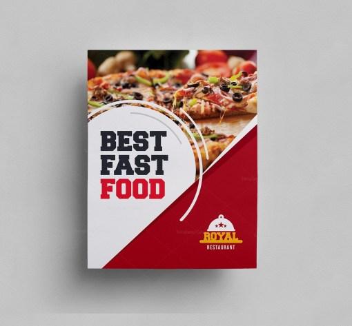 Food Menu Template for Restaurants