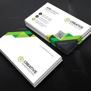 2018 Technology Business Card