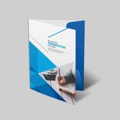 Classy Presentation Folder