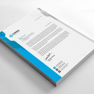 Corporate Letter Template