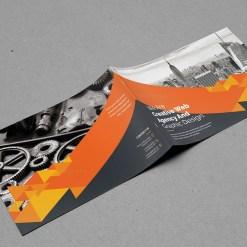 Elegant Modern Landscape Brochure