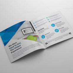Enterprise Brochure Template