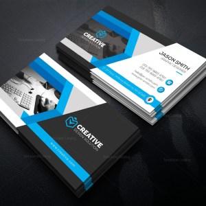 Fabulous Business Card Template