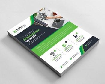 Pro Corporate Flyer Design Template
