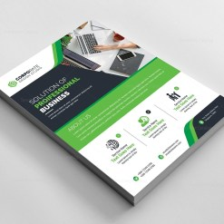 Pro Corporate Flyer Design Template