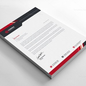 Stylish Business Letterhead