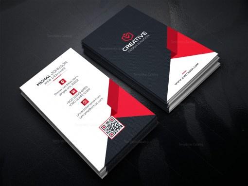 Vertical Technology Business Card