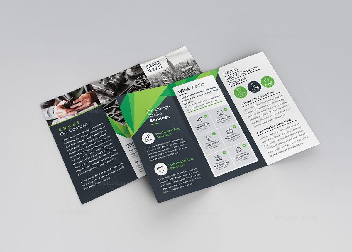 Pre Brochure Template   Creative Premium Brochure Template 000731 Template Catalog