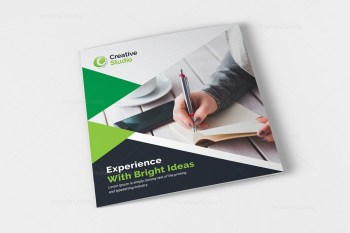 Sirius Corporate Tri Fold Brochure Template