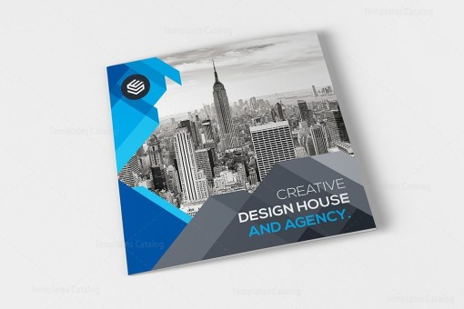 Top Rated Tri-Fold Brochure Template