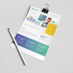 Aphrodite Elegant Corporate Flyer Template
