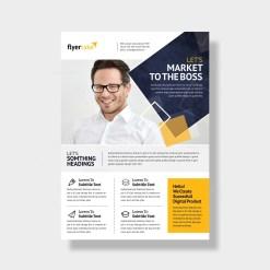 Cerus Professional Corporate Flyer Template