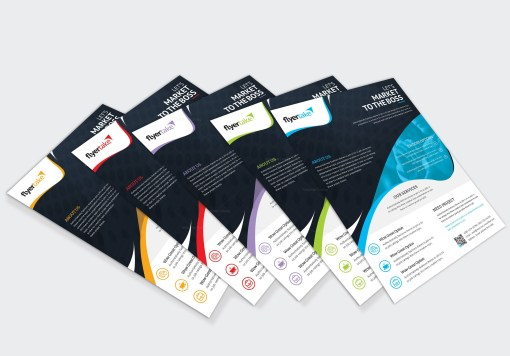 Crios Professional Corporate Flyer Template