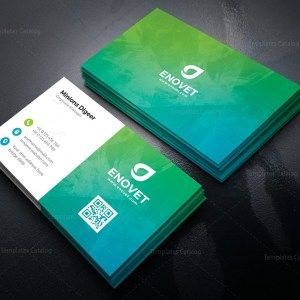 Power Professional Corporate Business Card Template