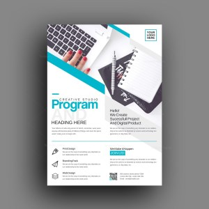 Priapus Professional Corporate Flyer Template