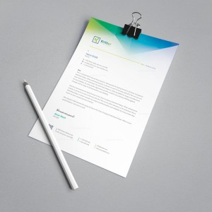Apollo Professional Corporate Letterhead Template
