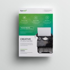 Dragon Elegant Premium Business Flyer Template