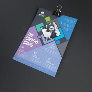 Neptune Stylish Premium Business Flyer Template