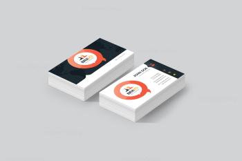 Bravo Creative Corporate Business Card Template
