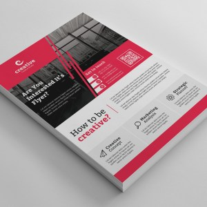 Zurich Professional Business Flyer Template