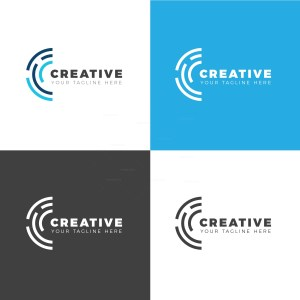 California Creative Logo Design Template