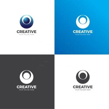 Creative Company Logo Design Template