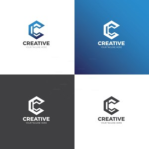 Creative Corporate Logo Design Template