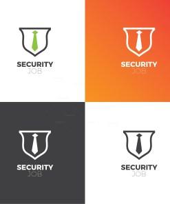 Security Company Creative Logo Design Template