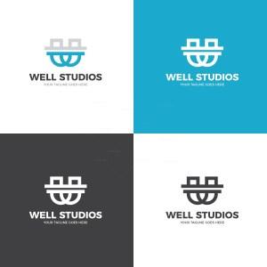 Studio Creative Logo Design Template