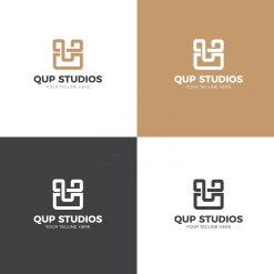 Studio Professional Logo Design Template