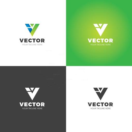 Vector Professional Logo Design Template