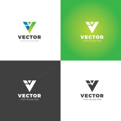 Vector Professional Logo Design Template