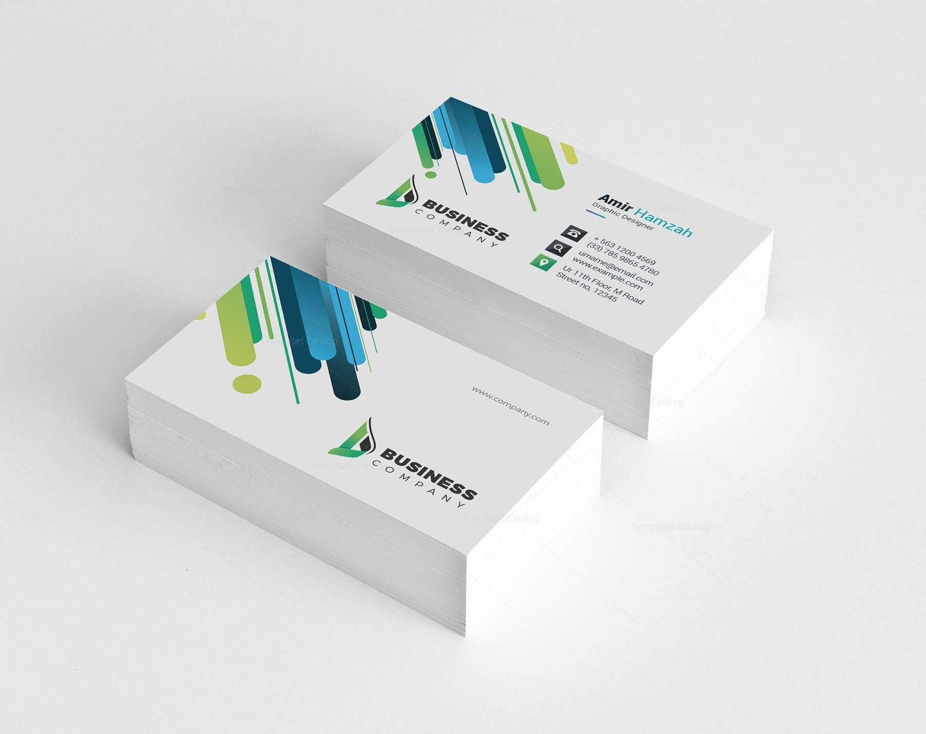 Best Corporate Identity Pack Design Template 002120 Template Catalog