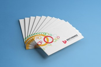 Health Corporate Business Card Template