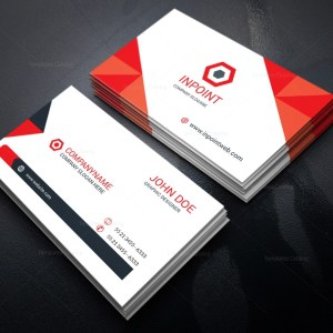 Transport Stylish Business Card Design