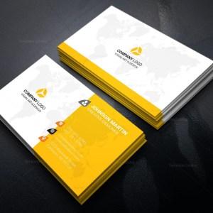 Franchising Business Card Design