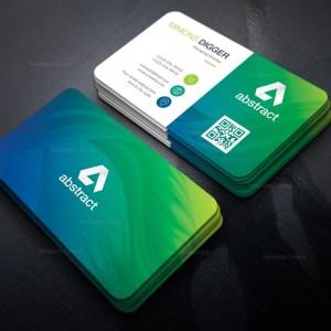 Minimal Company Business Card