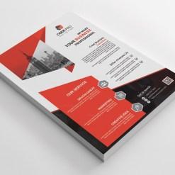 Rental Corporate Business Flyer Design