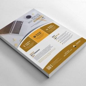 Advertising Business Flyer Design
