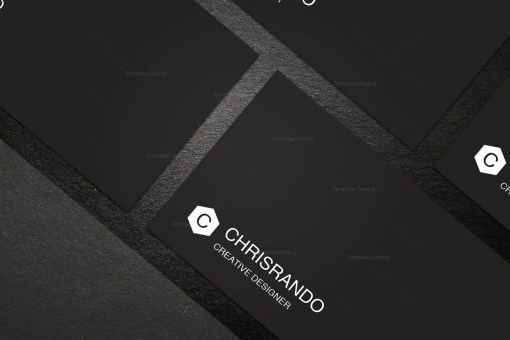 Basic Print Business Cards