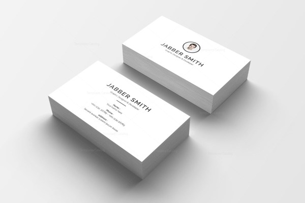 Classic Business Card