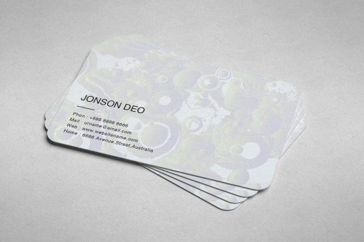 Different Style Business Cards